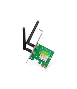 Adaptateur reseau sans-fil N 300Mbps PCI-Express TP-LINK TL-WN881ND