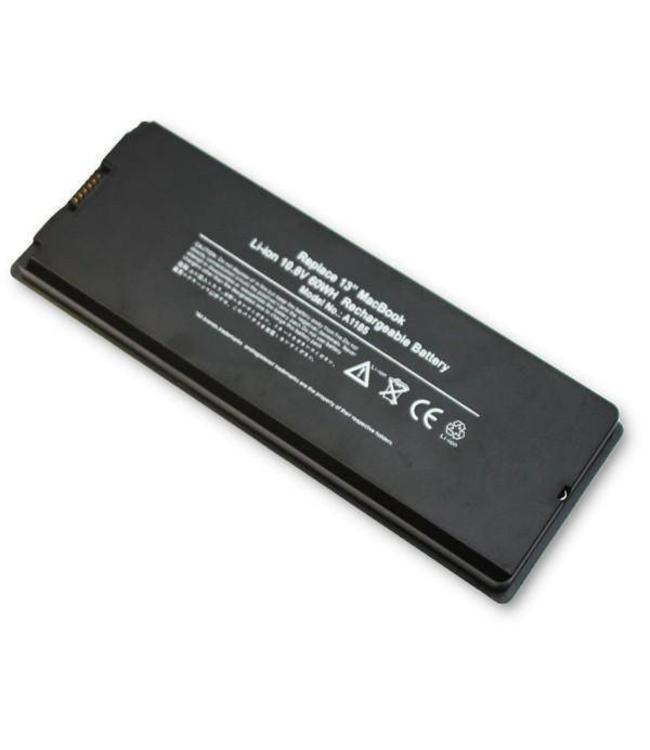 """Batterie A1185 compatible pour MacBook 13"""" A1181 - Noir"""