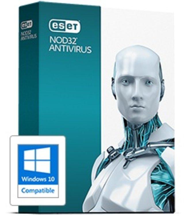Anti-Virus NOD32 1 ans pour 1 utilisateur