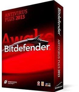 Antivirus Awake Bitdefender 2013 pour 3 ordinateurs pour 1 an