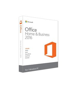 Microsoft Office 2016 Home et Business