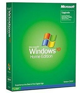 Microsoft Windows XP édition familiale OEM