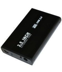 Boitier Externe 3,5'' SATA PowerData - USB