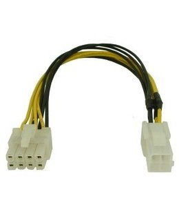 Cable Molex a 4 pins ATX + 12 volts