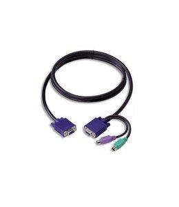 Cable PS/2 et VGA pour KVM 5 pieds