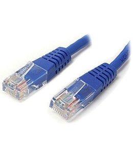 Câble réseau Ethernet Cat6, T568B, Bleu, 50 pi.