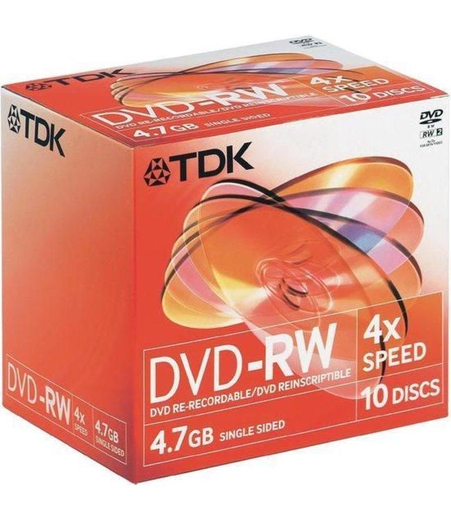 TDK DVD-RW 25PC