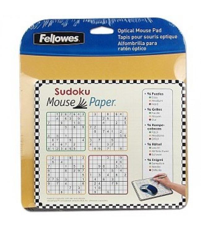 Tapis de souris Fellowes Sudoku