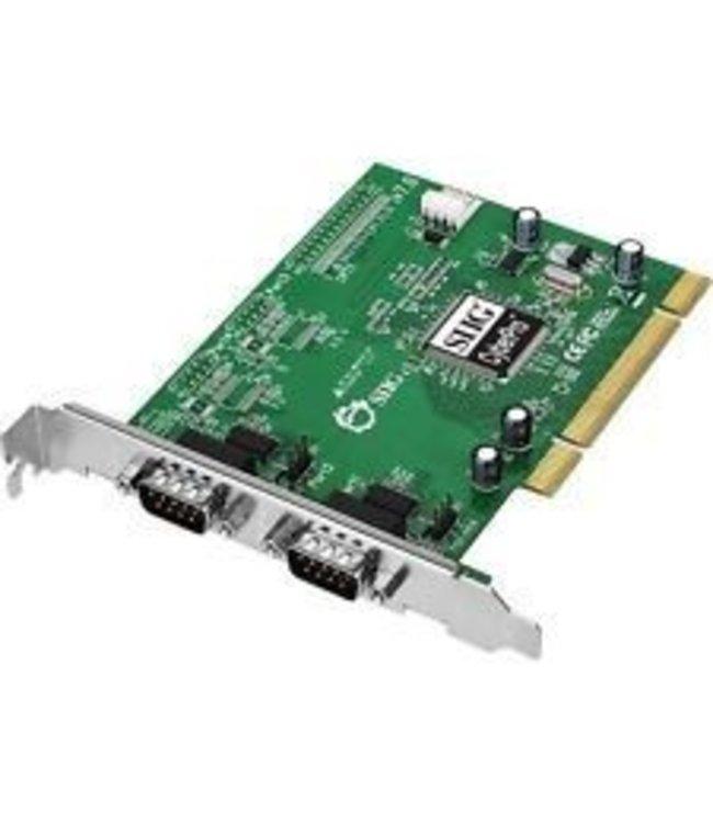 PCI-Bus Low Profile 16550 Serial Ports
