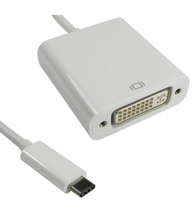 Câble USB-C vers DVI - 2m