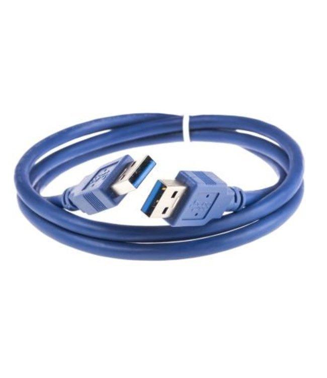 Cable USB 3.0 AM/AM 10 pieds
