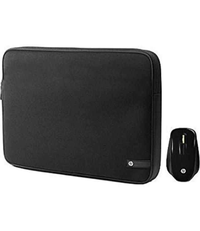 Housse pour ordinateur portatif de 16 po avec souris sans fil HP XP488AA