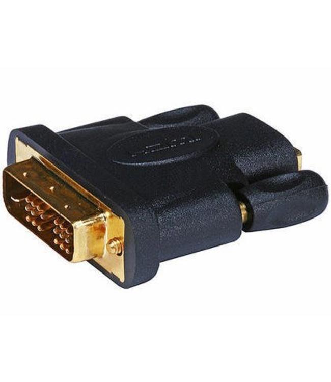 Adaptateur DVI-D M vers VGA F Single Link