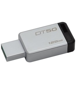 Kingston Clé USB 3.0 128Go Kingston DataTraveler 50