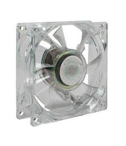 Ventilateur 80 MM Transparent avec DEL