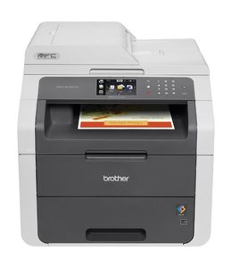 Brother Imprimante laser couleur tout-en-un sans fil de Brother (MFC9130CW)