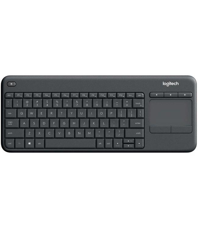 Logitech Keyboard Logitech K400 Touchpad