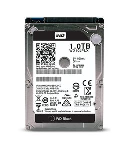 Disque Dur Western Digital Black 1Tb 2.5""
