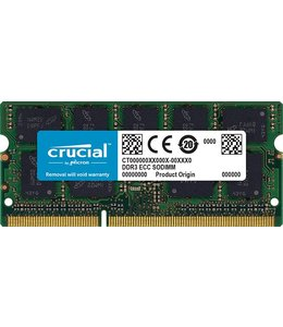 Crucial Crucial 8Go DDR3L 1333Mhz SODIMM CT8G3S1339M