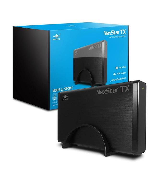 NexStar NST-328SU3-BK 3.5'' USB 3.0