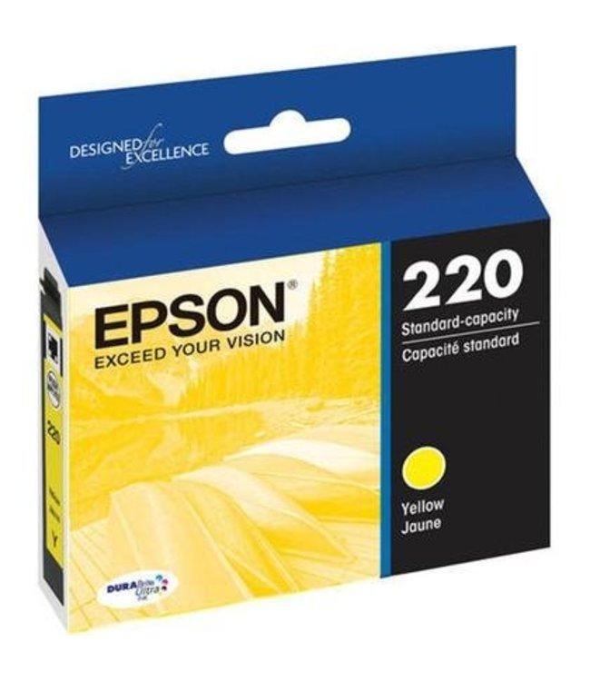 T220420 Jaune Encre Compatible