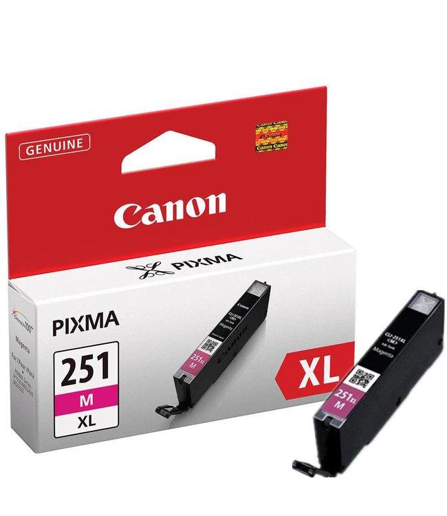 Canon CLI-251XL Magenta Encre Compatible