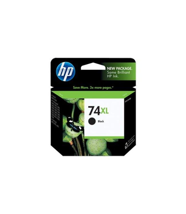 HP74XL BK Encre Recyclée