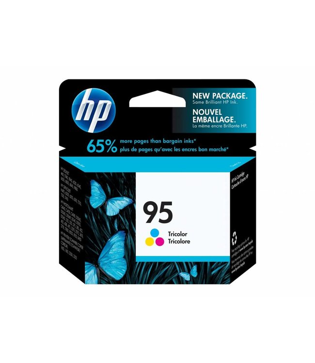HP95 Couleur Encre Recyclée