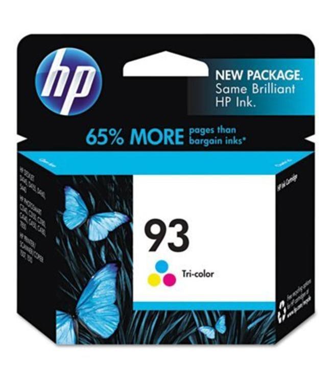 HP93 Couleur Encre Recyclée