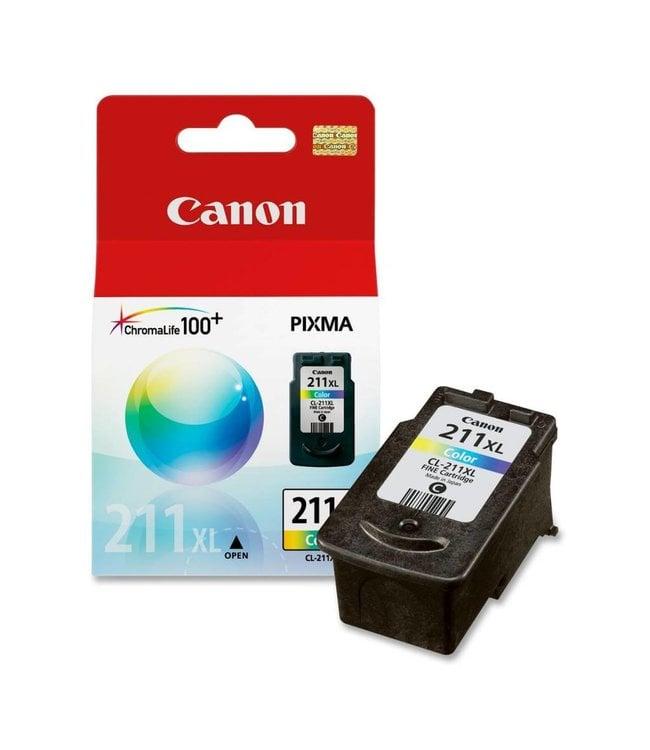 Canon Cl-211XL Couleur Encre Recyclée