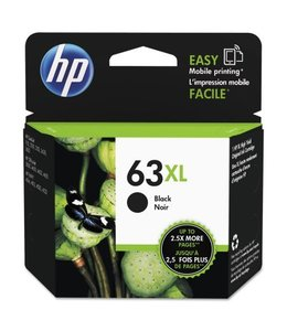 HP63XL BK Encre Recyclée