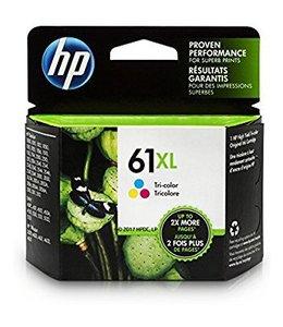 HP61XL Couleur Encre Recyclée