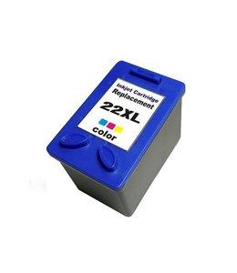 HP22XL Couleur Encre Recyclée