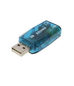 Audio Controlleur 7.1 USB