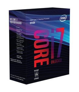 Intel Intel i7 8700K @3.70Ghz
