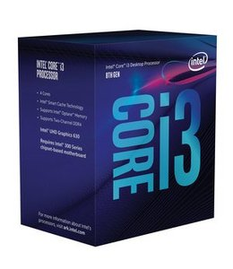 Intel Core i3 8100 @3.6Ghz