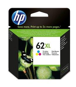Cartouche compatible HP 62XL couleur recyclée