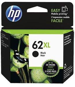 Cartouche compatible HP 62XL noir recyclée