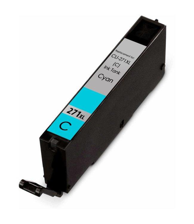 Cartouche Compatible Premium Ink Canon CLI-271XL Cyan