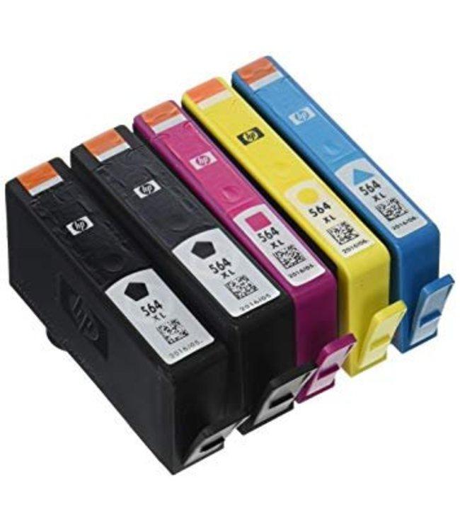 Cartouche Compatible HP 564 XL Jaune