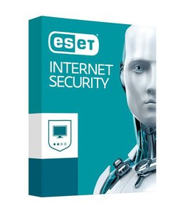 Eset Internet Security NOD32 3 PC pour 1 an