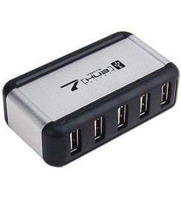 HUB 7 ports USB 2.0 (Power Adapter)