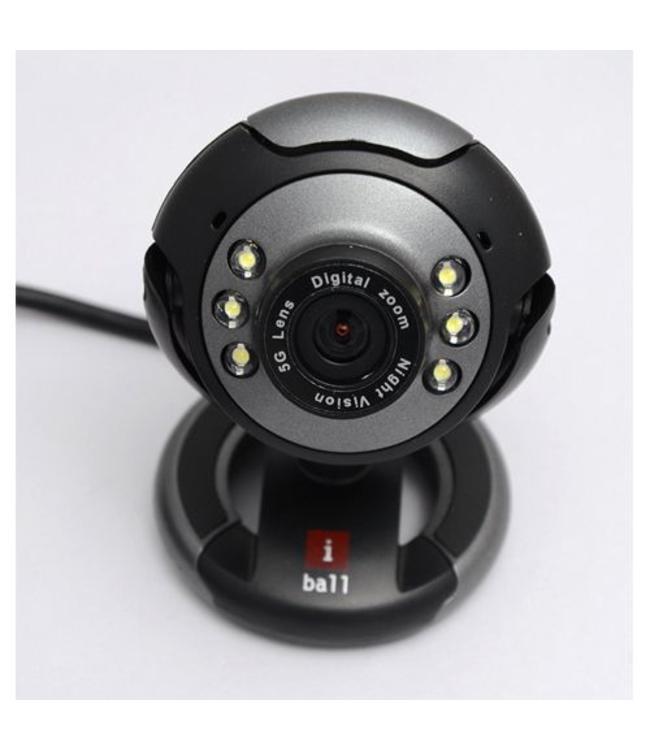 Webcam USB générique