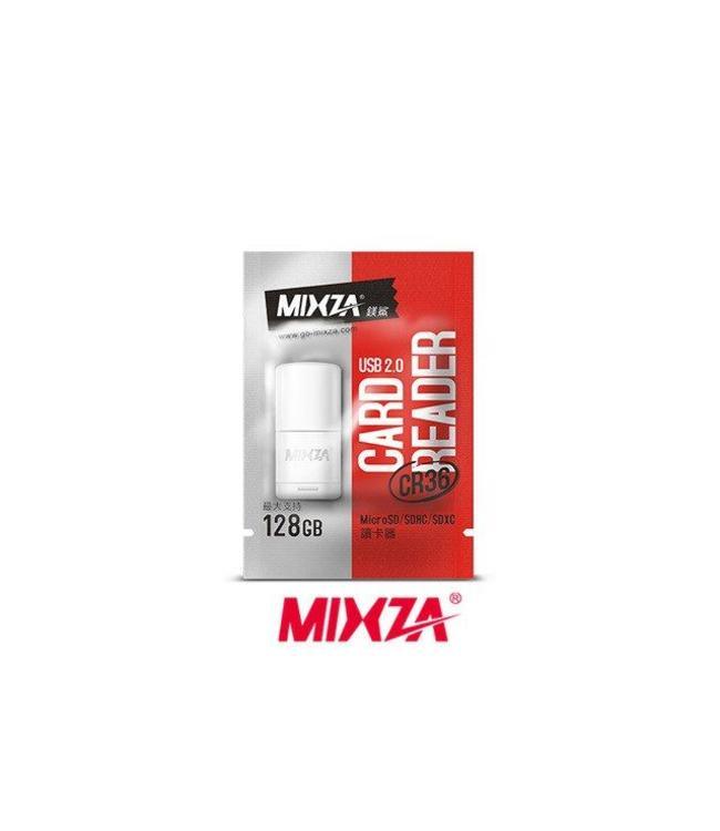 MIXZA CR36 USB 2.0 microSD card reader