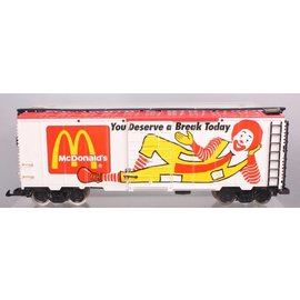 LGB LGB 44910   McDonalds Box Car