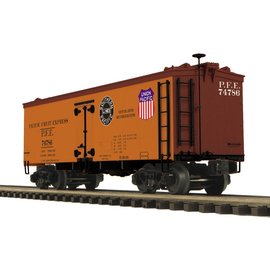 MTH MTH 20-94421 Pacific Fruit Express Refrigerator Car