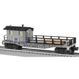 Lionel LNL 6-82091 PRR Tie Work Car