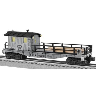 Lionel LNL 6-82091 PRR Tie Work Car