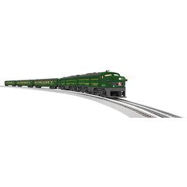 Lionel LNL 6-82726  O Postwar Green Alco FA set