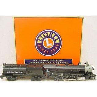Lionel LIONEL 6-28038 U.P. 2-8-0 Consolidation TMCC, Railsounds (PRE-OWNED)  w/bx
